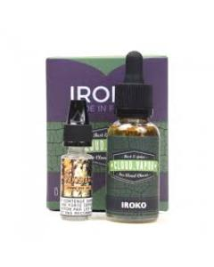 Iroko E-Juice by Cloud Vapor