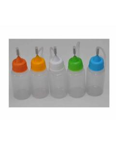 5 Assorted 10ml Mixing Pots For E-juice