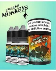 Tropika E-juice by Twelve Monkeys