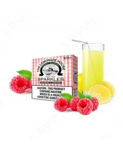 Raspberry & Lemonade E-Juice by The Lemonade House