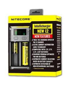 Nitecore Intelicharger I2