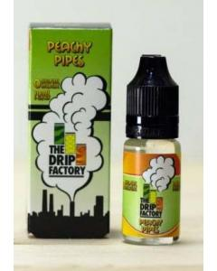 Peachy Pipes E-Juice by The Drip Factory