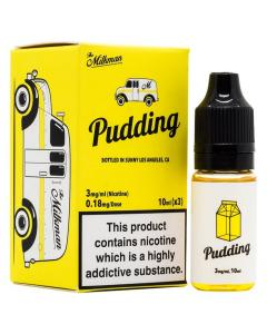 Pudding E-Juice by Milkman