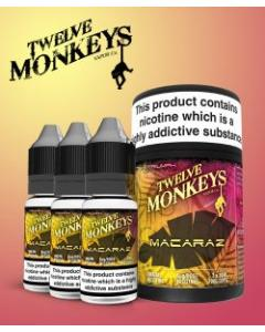 Macaraz E-juice by Twelve Monkeys