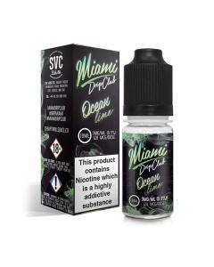 Miami Drip Club Ocean Lime E-Liquid by Cheap Thrills