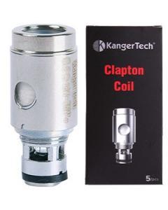 Kangertech Clapton Coil (5 Pack)