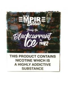 Blackcurrant Ice E-Juice by Empire Brew
