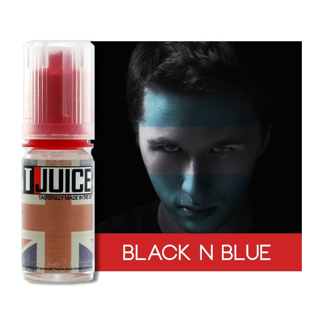 Black n Blue E-Juice by T-Juice image
