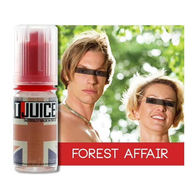 Forest Affair E-Juice by T-Juice image