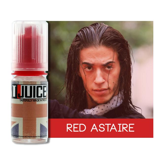 Red Astaire E-Juice by T-Juice image