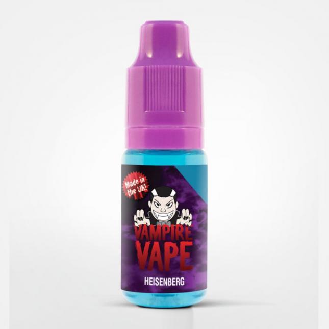 Heisenberg E-Juice by Vampire Vape image