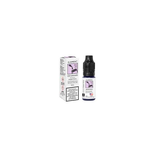 Pink Lemonade Dripper E-liquid by Element image