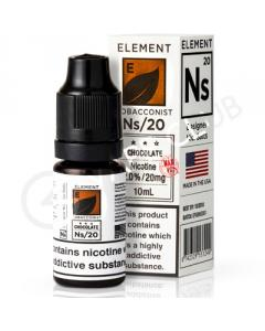 CHOCOLATE TOBACCO ELIQUID BY ELEMENT