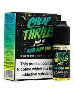 Rush Rush E-Juice by Cheap Thrills