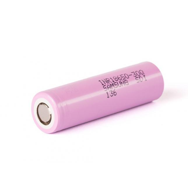 Samsung 30Q 15 A 3000 mAh 18650 Battery image