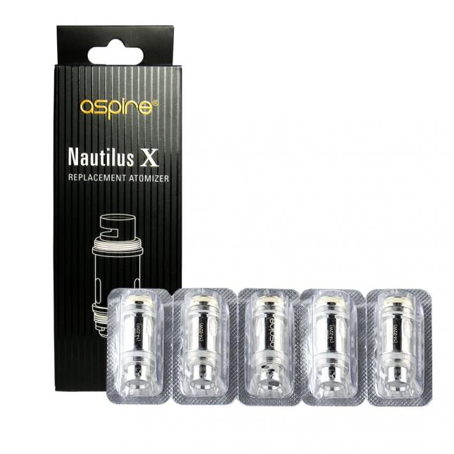 Aspire Nautilus X replacement Coils image