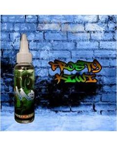 Frosty Kiwi E-Juice by Smash