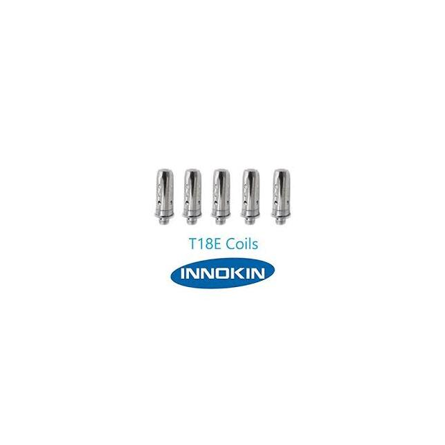 Innokin T18E replacement coils (5 Pack) image