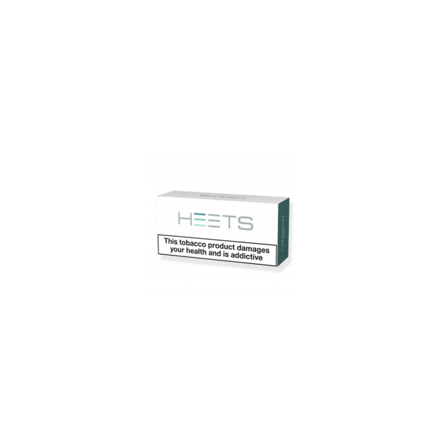 Turquoise Label HEETS image
