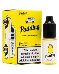 Pudding E-Juice by Milkman