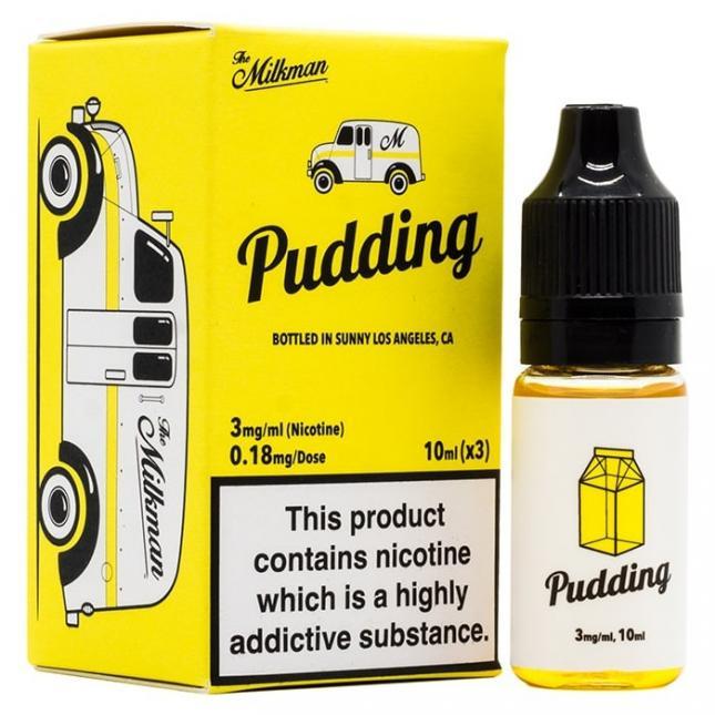 Pudding E-Juice by Milkman image