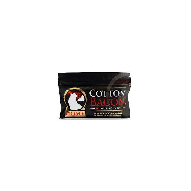 Wick 'N' Vape Cotton Bacon Version 2, 10g Pouch image