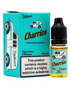 Churrios E-juice by Milkman