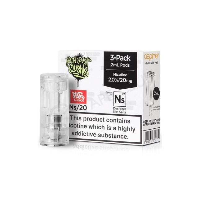 NS20 KEY LIME COOKIE ELIQUID BY ELEMENT image