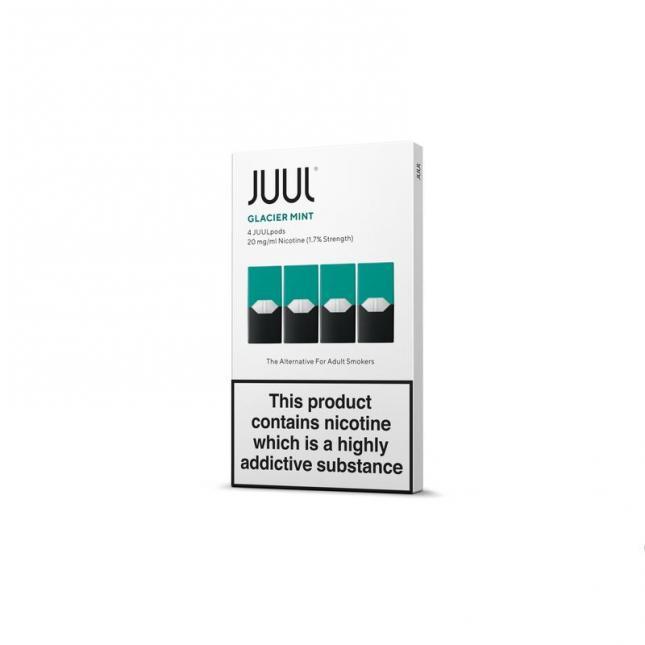 JUUL Pods - Glacier Mint (Pack of 4) image