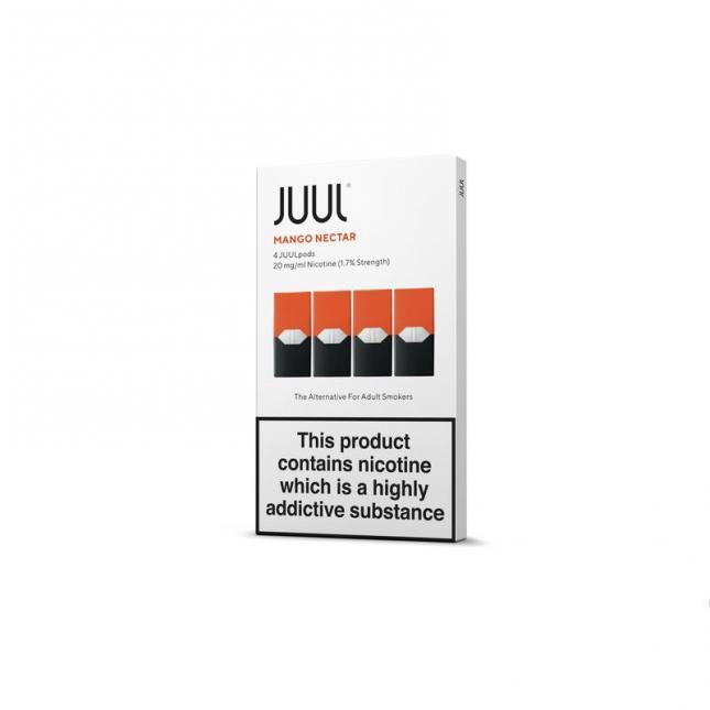 JUUL Pods - Mango Nectar (Pack of 4) image