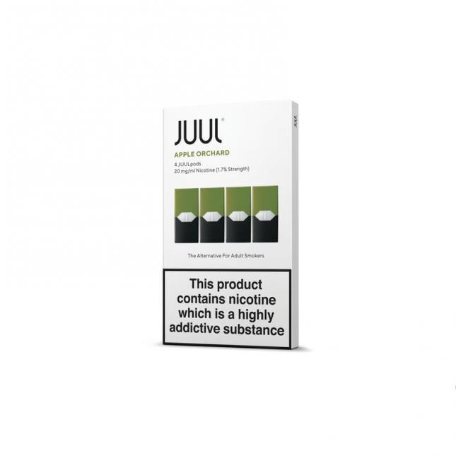 JUUL Pods - Apple Orchard (Pack of 4) image