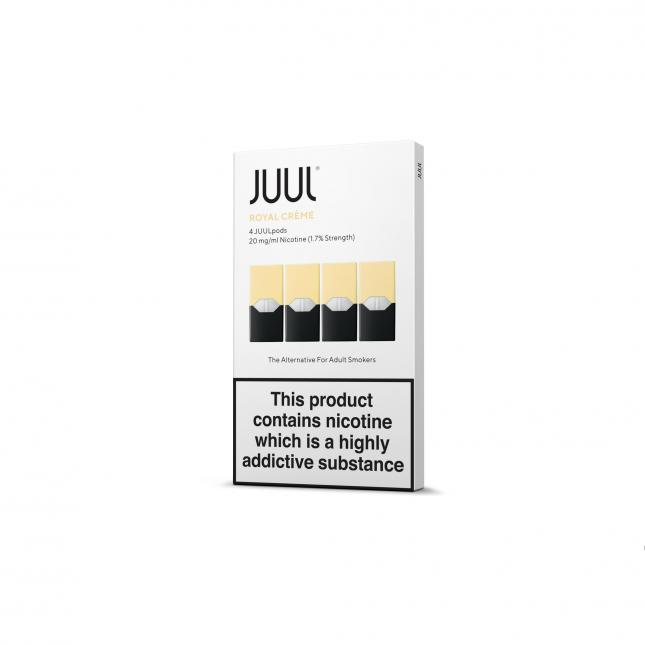 JUUL Pods - Royal Creme (Pack of 4) image