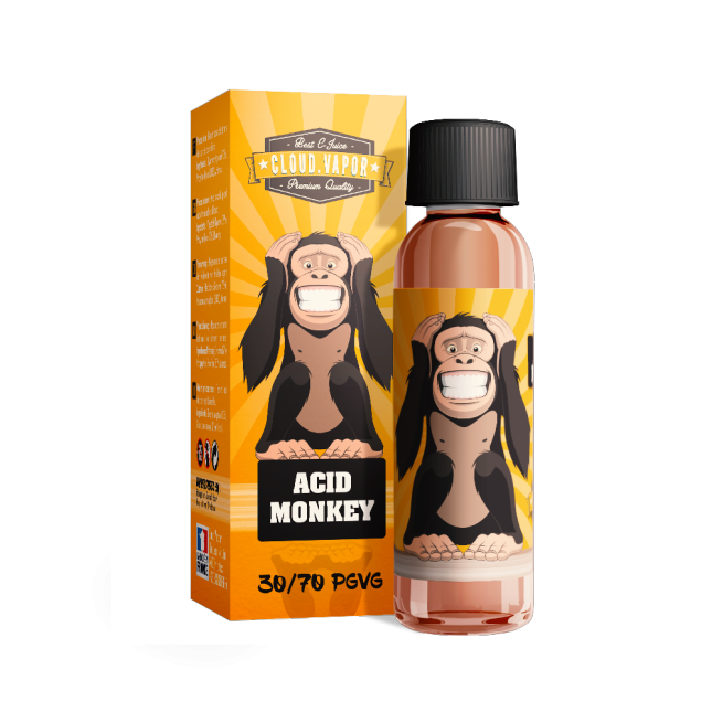 Acid Monkey - Cloud Vapor image
