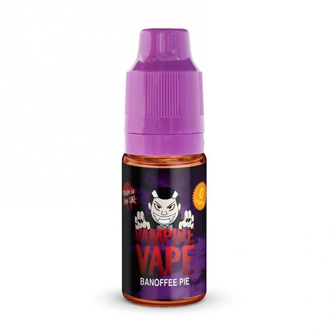 Banoffee Pie E-Juice by Vampire Vape image