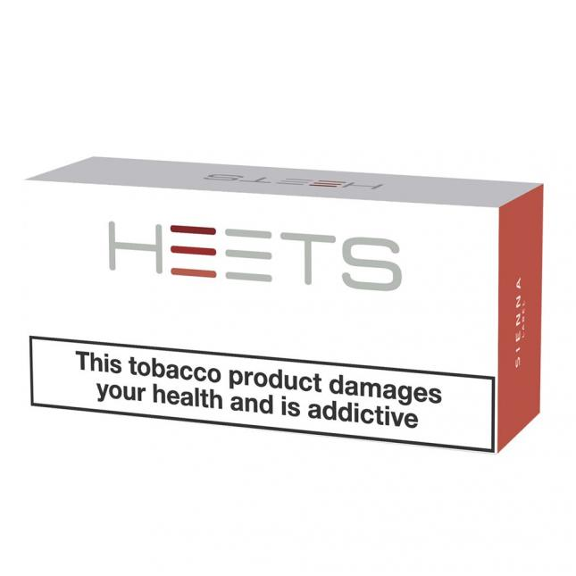 Sienna Label HEETS image
