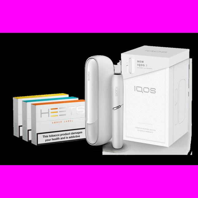 NEW IQOS 3 Starter Kit image
