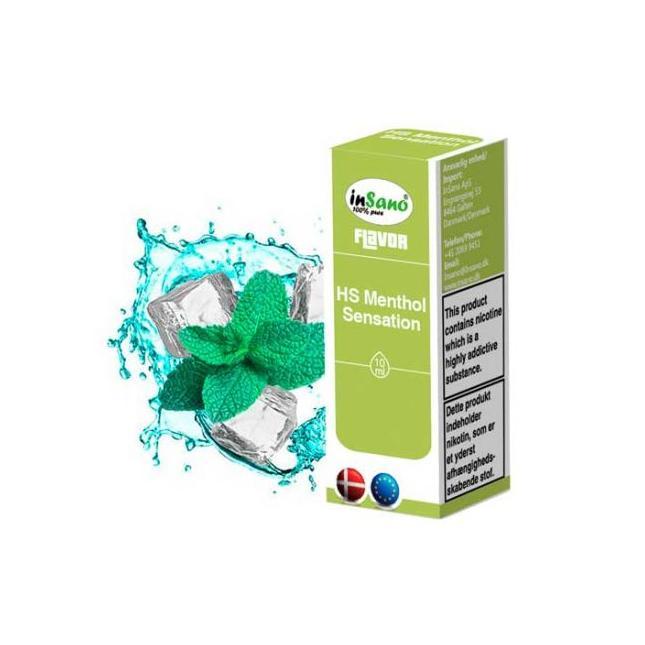 Ejuice HS Menthol Flavour by Insano image