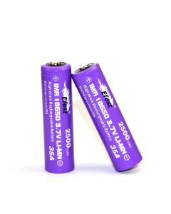 Efest 18650 3100mAh Button Top 18650 Battery
